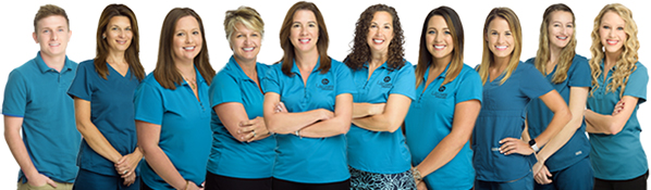 Lazzara Orthodontics Team